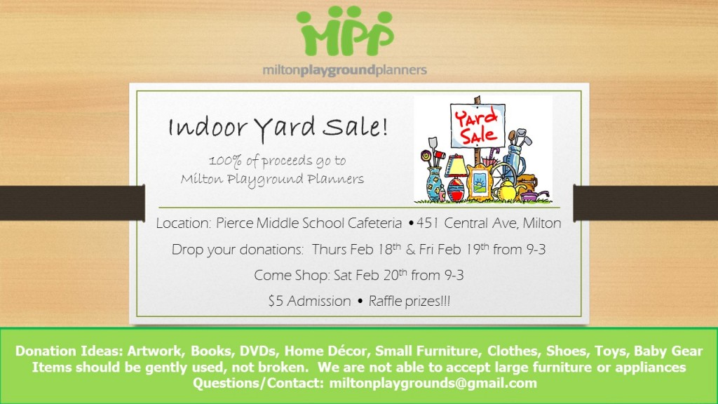 MPP_Indoor Yard sale