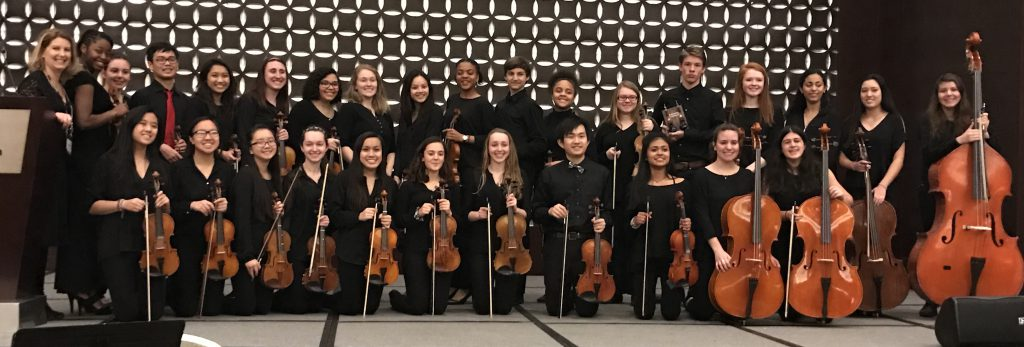 MHS Chamber Strings Orchestra
