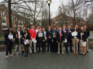 Milton High School Future Business Leaders of America